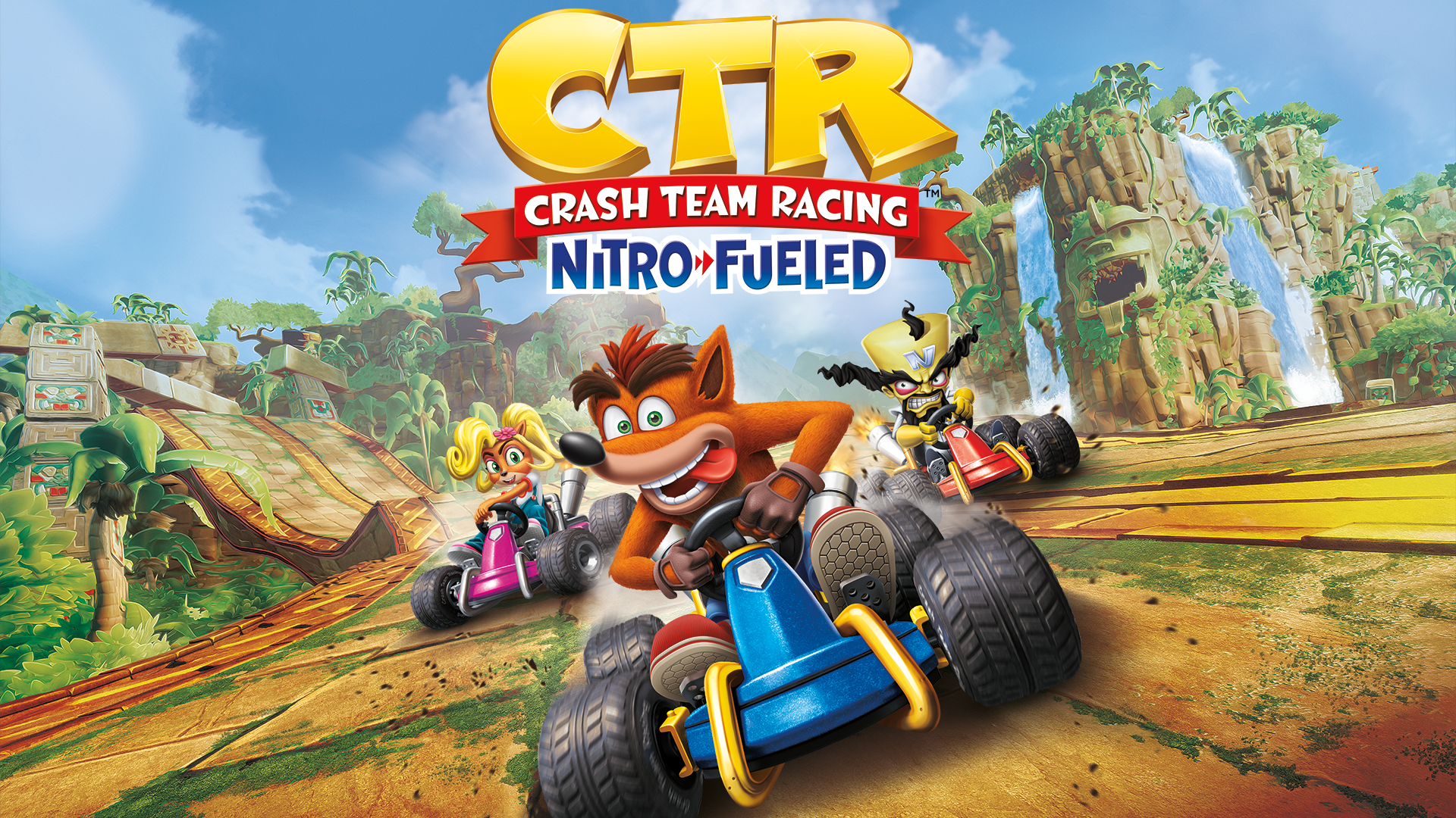 Crash Team Racing Nitro Fueled – PS4 | Review