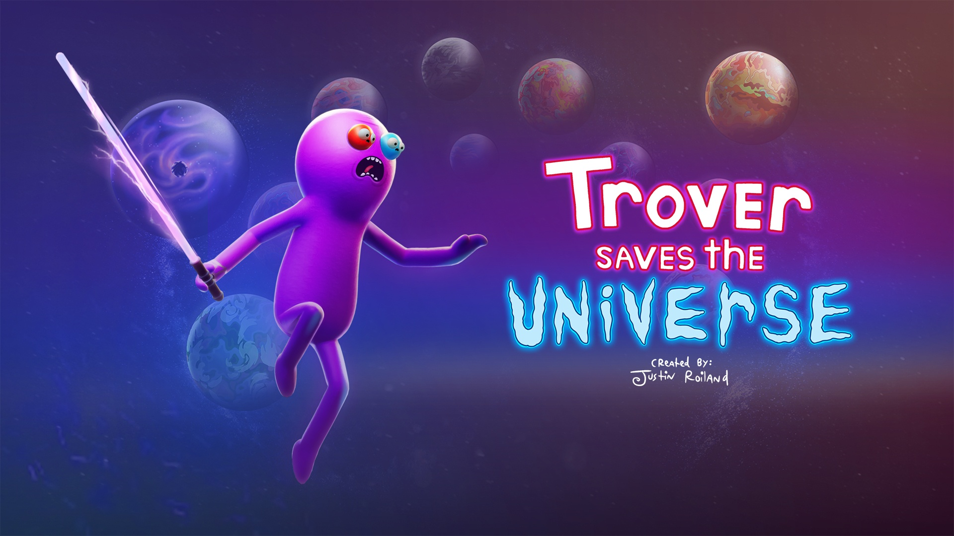 Trover saves the Universe – PSVR | Review