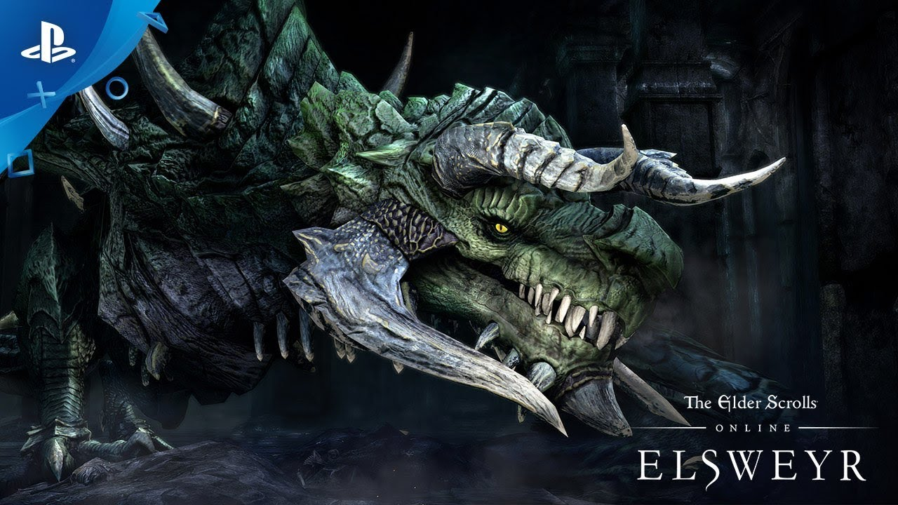 Elder Scrolls Online Elsweyr – PS4 | Review