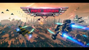 Red Siren: Space Defense – Nintendo Switch | Review