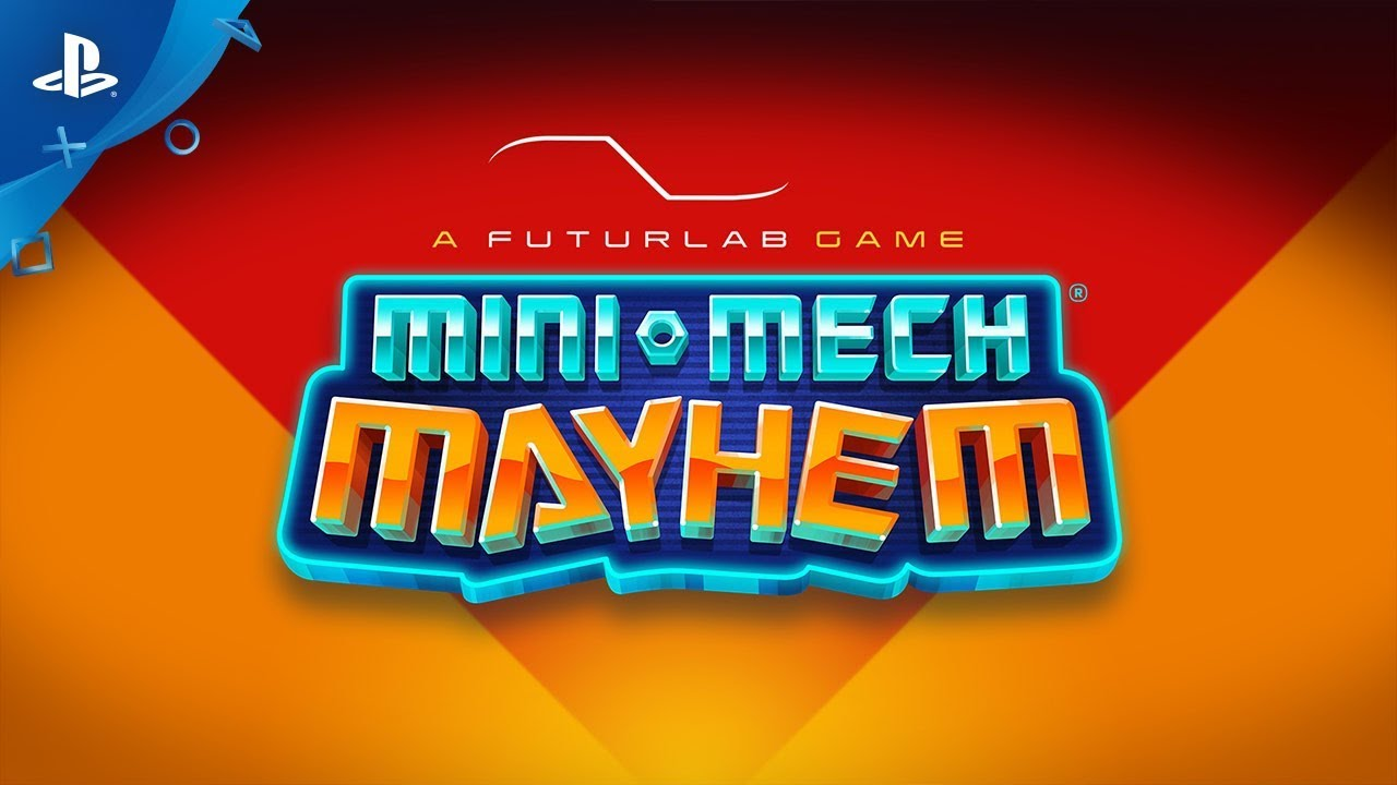 Mini Mech Mayhem – PSVR | Review