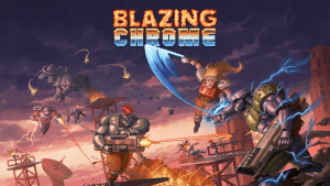 Blazing Chrome – PS4 | Review