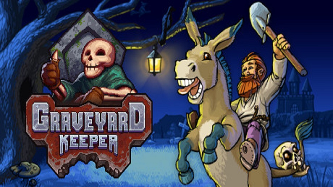 Graveyard Keeper – PS4 | Review
