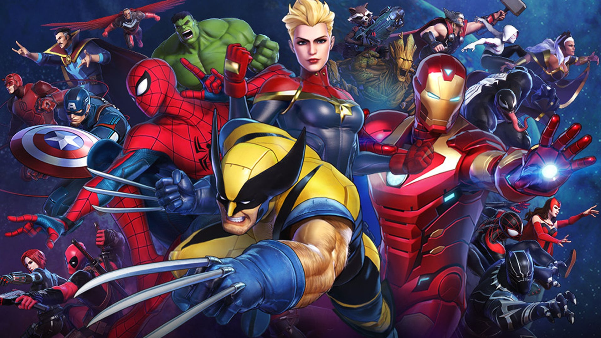 Marvel Ultimate Alliance 3: The Black Order – Nintendo Switch | Review