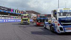 FIA European Truck Racing Championship – PS4 | Review