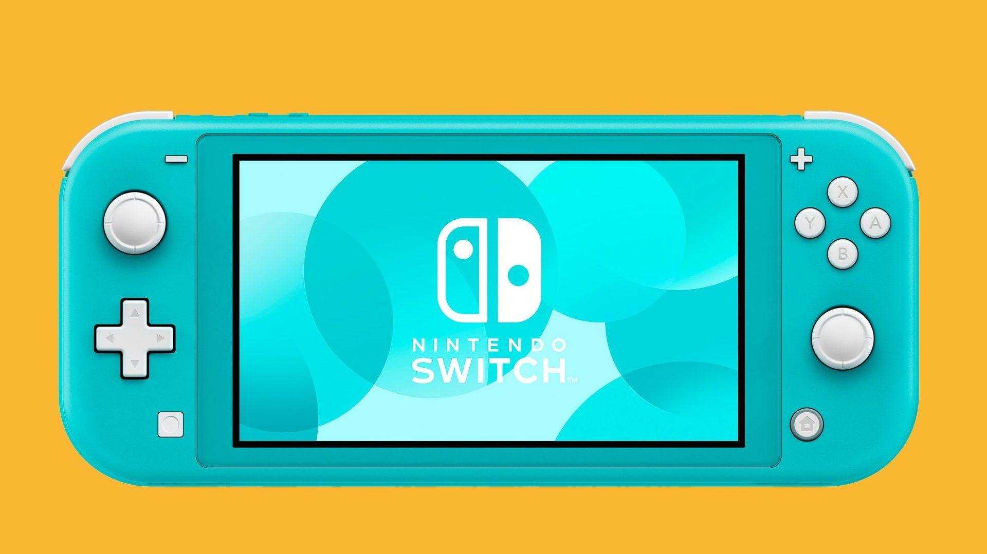 Nintendo Switch Lite Impressions