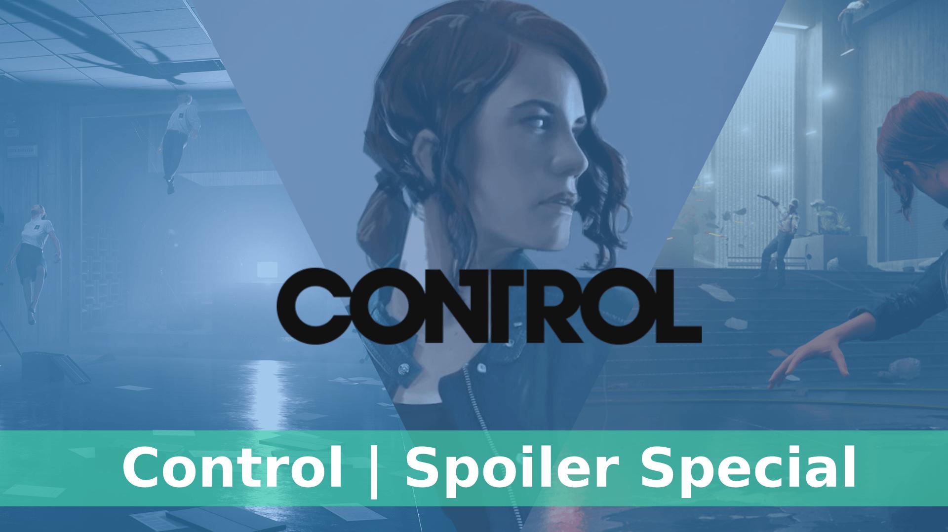 SquareXO | Gaming Podcast | Control Spoiler Special