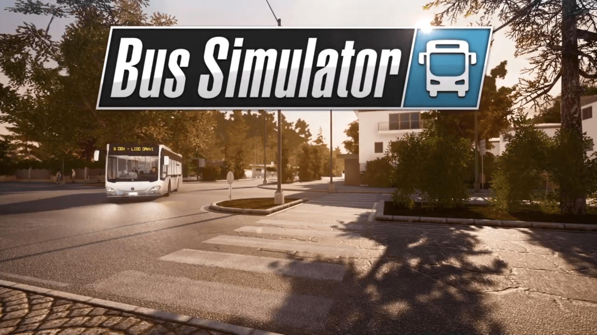 Bus Simulator – PS4   Review