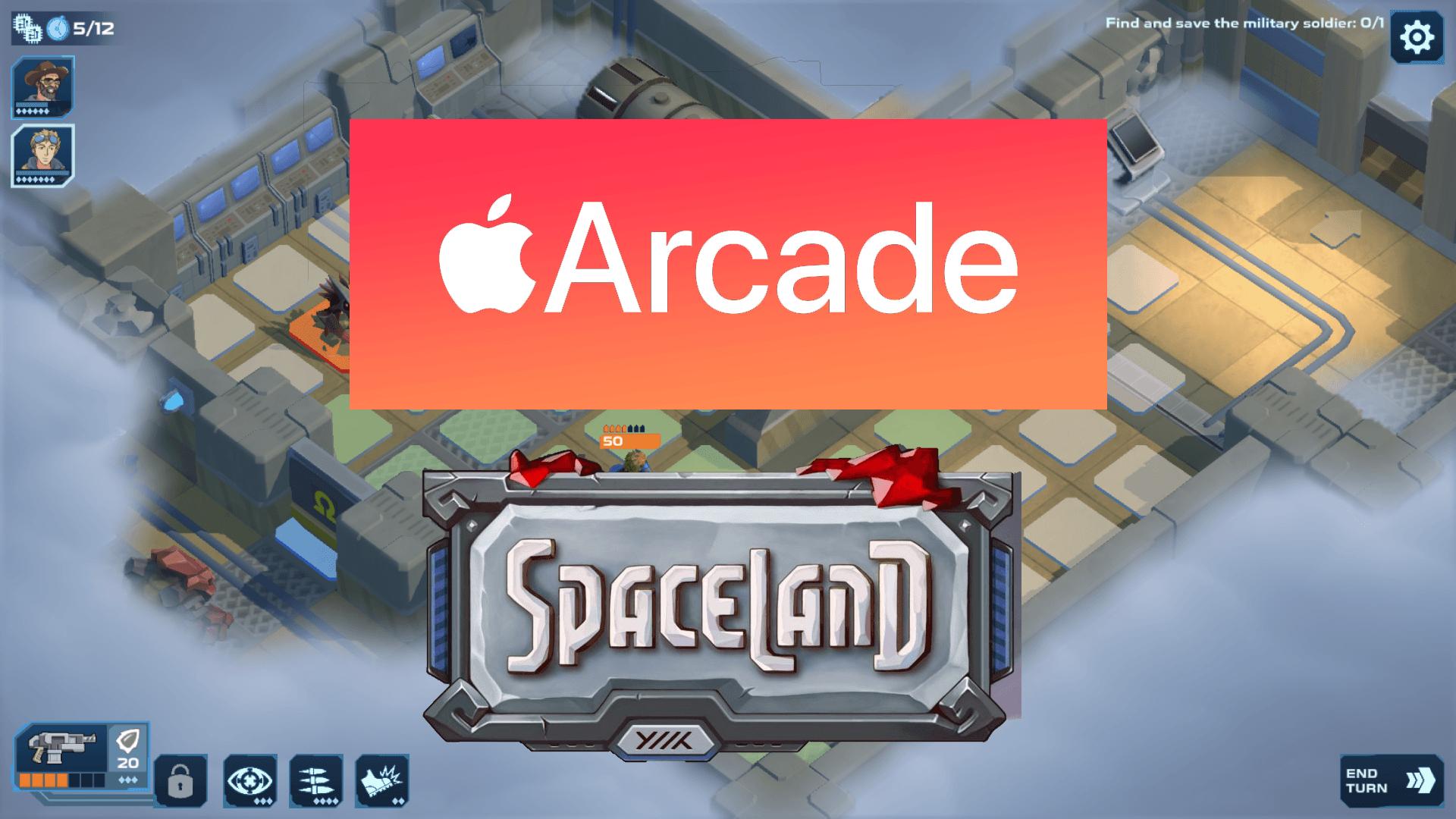Apple Arcade Appreciation – Spaceland