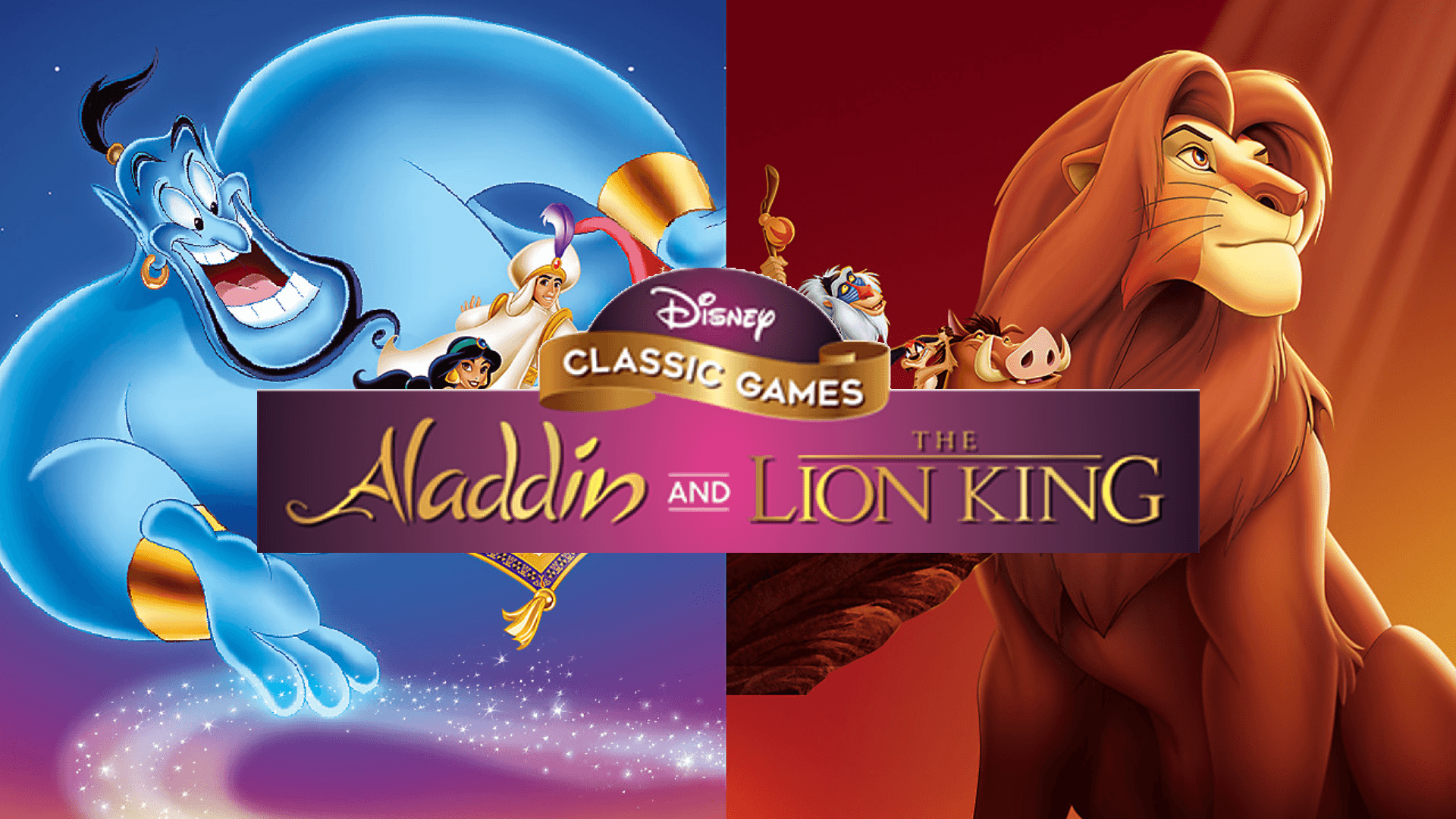 Disney Classic Games: Aladdin and The Lion King – Switch | Review