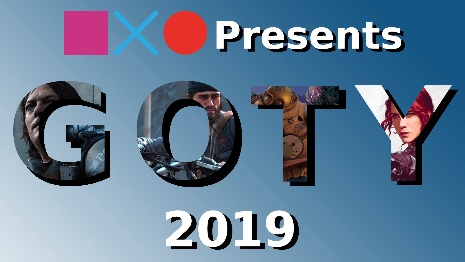 Square XO Game of the Year Roundup