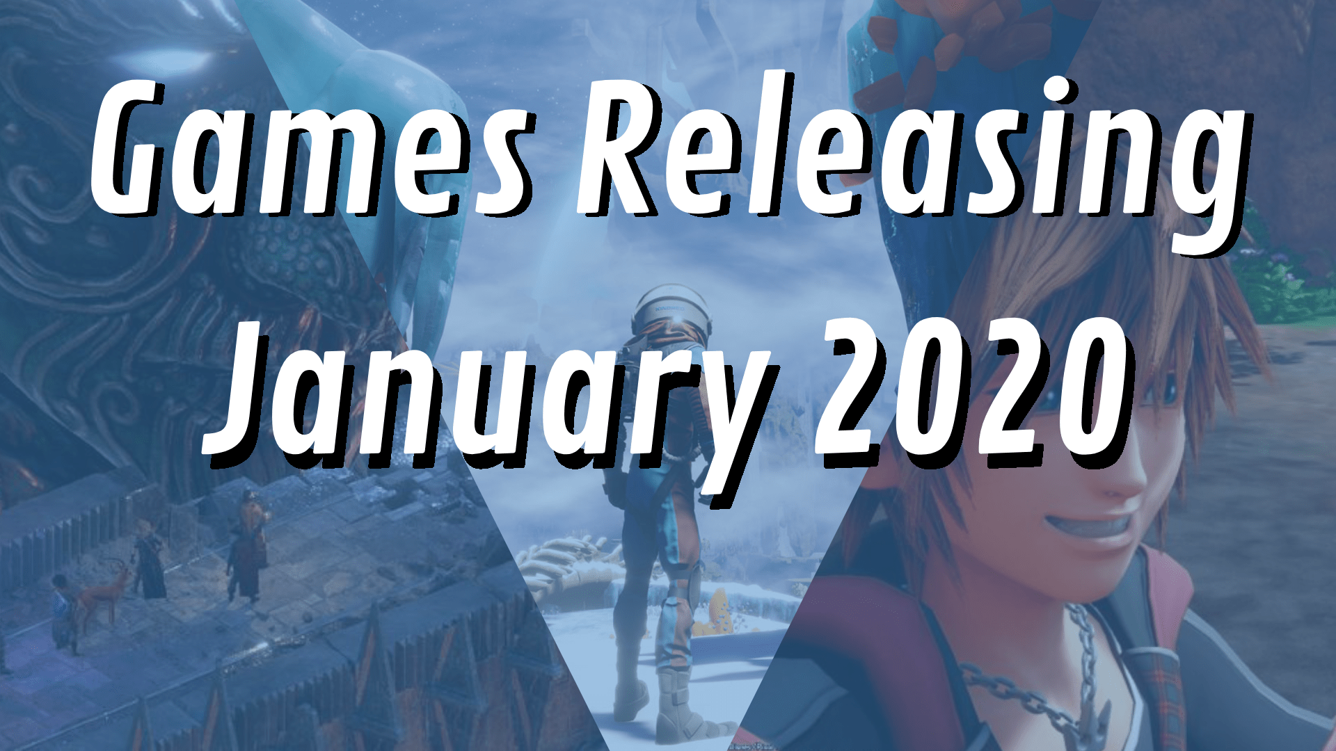 What's coming in January 2020