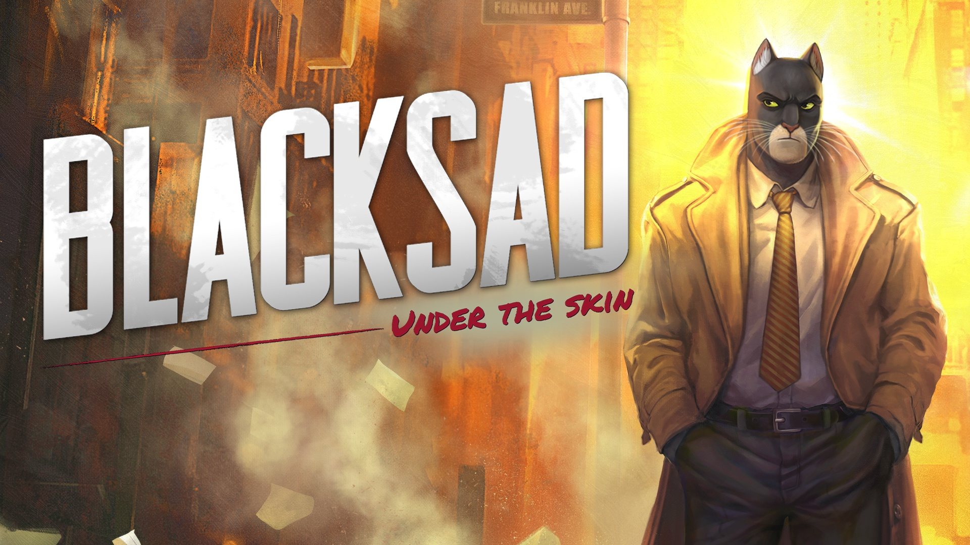 Blacksad: Under the Skin – Xbox One | Review