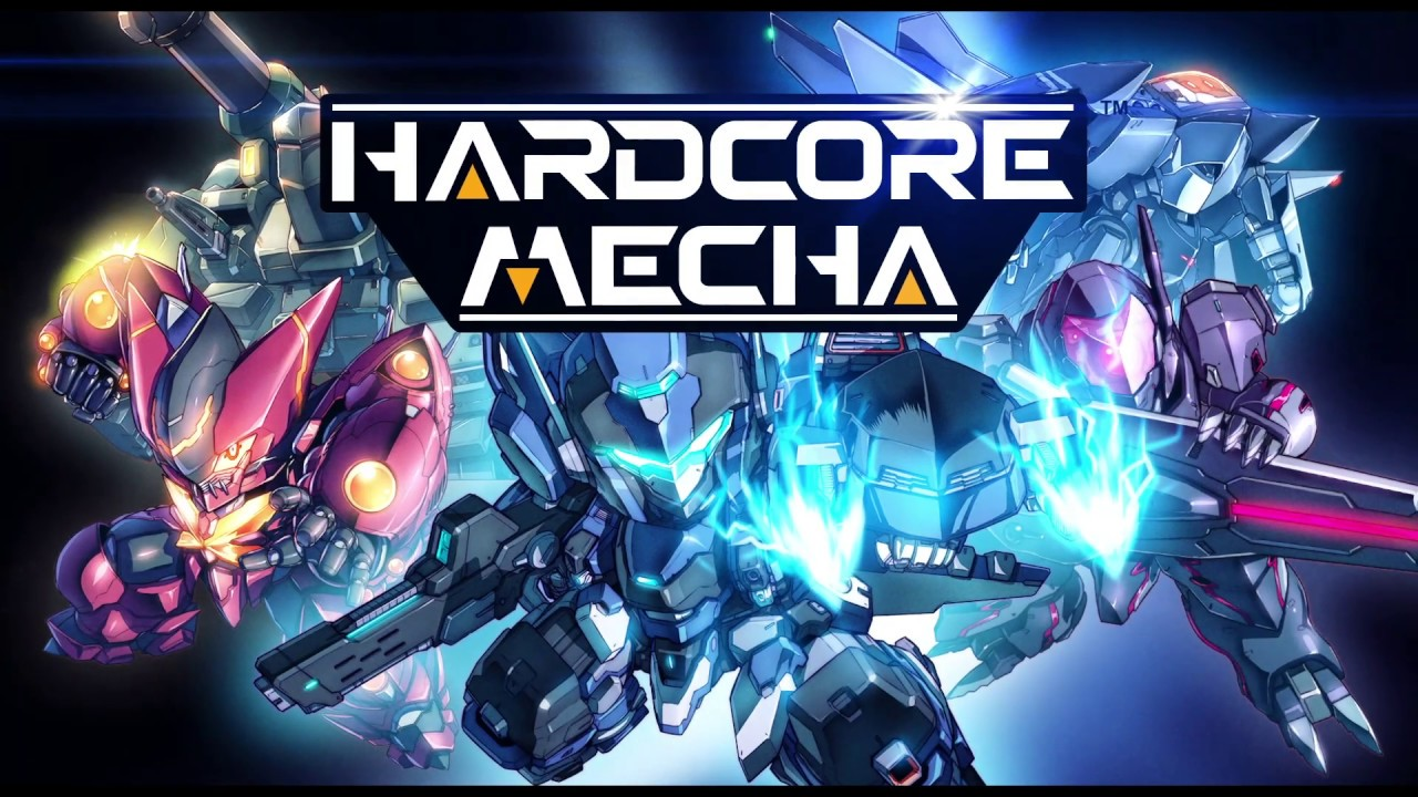 Hardcore Mecha – PS4 | Review