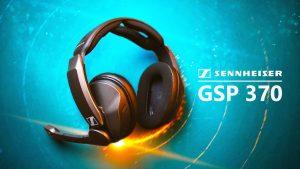 EPOS | SENNHEISER GSP 370 wireless gaming headset | Review