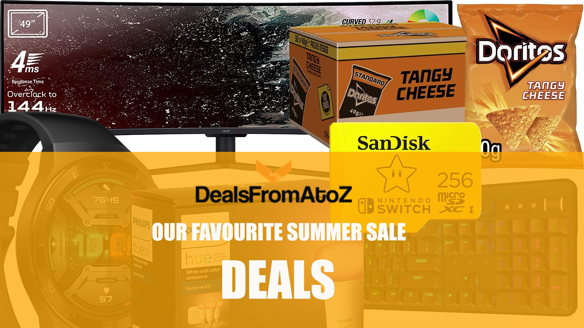 Our Favourite Picks from The Amazon UK Summer Sale