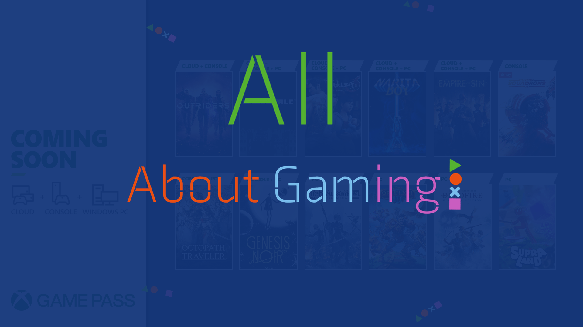 All About Gaming Podcast | Episode 18